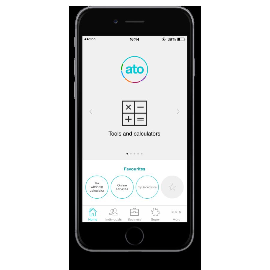 ATO-app