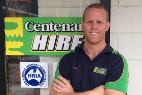 Welcome to Centenary Hire